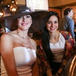 Austin Influential Group Derby Day at Ten Oak Paulo Moore Alenjandra Cook