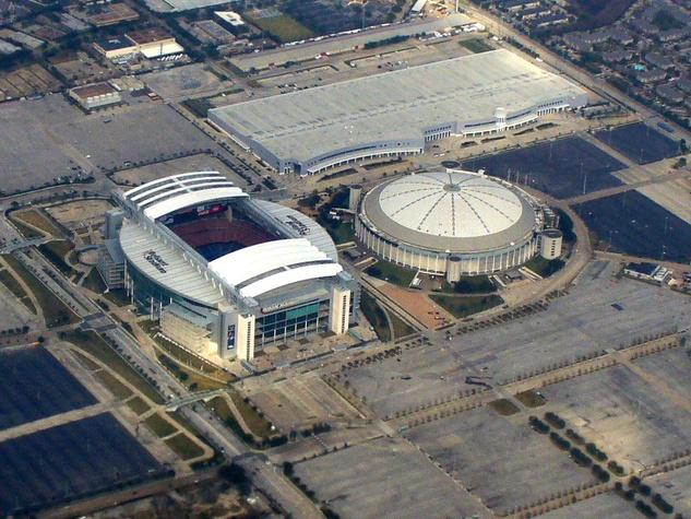 Astrodome Shocker Houston Turns Its Back On Its Past