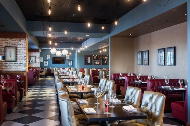 New Gallery Furniture Restaurant Brings Culinary Credibility To 'burbs