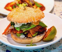 Caracol Mexican Cemita Mexican sandwich