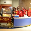 Popcorn stand at Texas Scottish Rite Hospital for Children