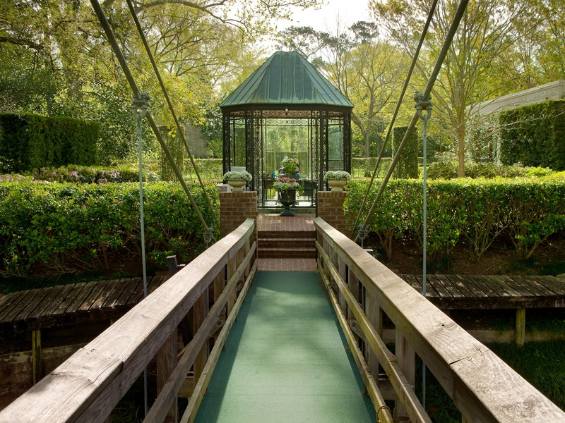 Slideshow Cultivating The Garden Without Bayou Bend Gardens New Visitor Center Marry Beauty