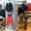 Vineyard Vines store in The Woodlands October 2013 boys' clothing department