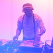 D.J. Cruize at the Brasserie 19 Halloween party October 2014
