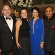 186 Terence and Dona Cornell, from left, and Renu and Suresh Khator at the UH Law Center Gala April 2014