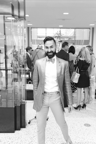 Fashion Gene Event, 5/16  Fady Armanious
