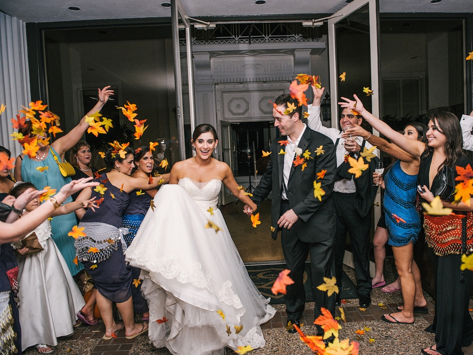 23 Spectacular Weddings February 2014 Jamie and Takis Wedding