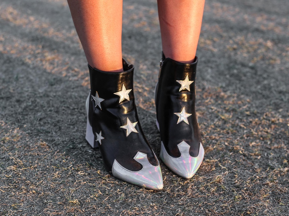 ACL Festival Weekend 2 Festival Style Blaire Harp Star Asos Boots