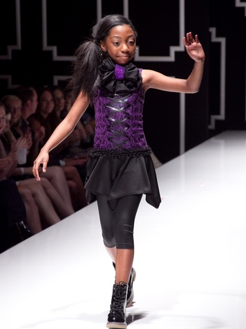 Austin Fashion Week 2014 Wednesday Runways Glossy Girls