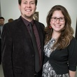 Katherine Christy, Sam Nicholson, DMA Junior Associates Holiday Party