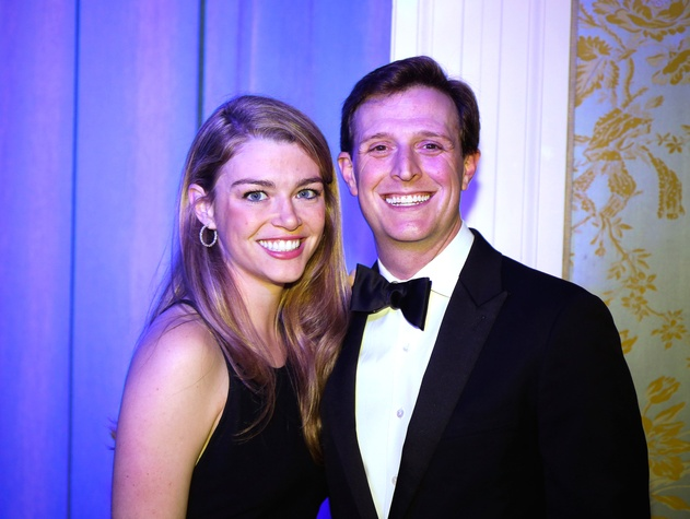 Houston, Junior League of Houston Charity Ball, Feb 2017, Brittany Kushner, Kevin Kushner