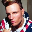 Vanilla Ice Ice Ice Baby red white and blue outfit