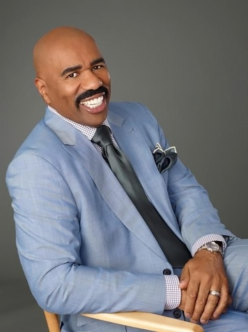 Steve Harvey profile pic