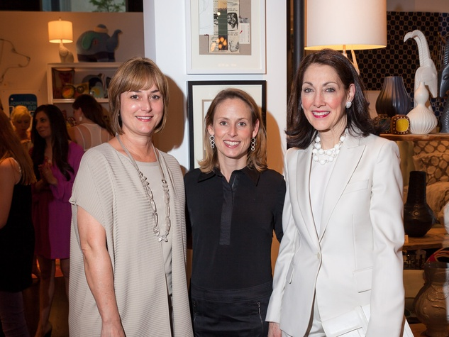 Jonathan Adler Houston April 2013 Leigh Smith Eleanor Gilbane Susie Criner