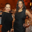 36 Nicole Hill, left, and Cydonii Miles at the UNCF Gala November 2013
