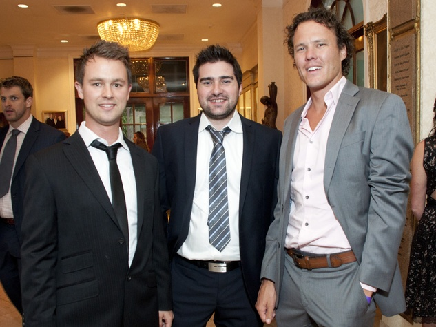 006_Starlight gala, Fashion Show, June 2012, Mark Shervington, Mike McMeekin, Bart Haverkamp