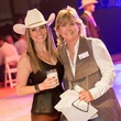 Cattle Baron's Ball 2015 Jenna Bissell and Wendy Paynter