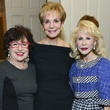 Roz Pactor, from left, Leisa Holland Nelson and Diane Lokey Farb at the On the Move luncheon March 2014