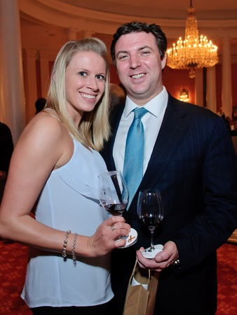 News_Periwinkle Sommelier Event_April 2011_Steve Sprengnether_Sarah Sprengnether