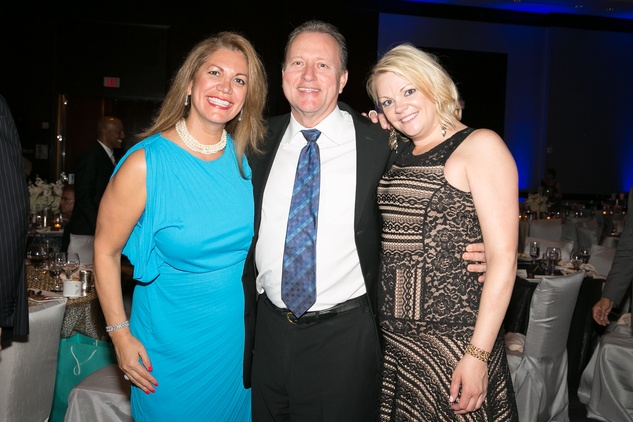 HAWC Gala, May 2015, Frances Castaneda Dyess, John Dyess, Carrie Potter