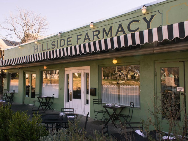 Austin Photo: Restaurants: Hillside Farmacy