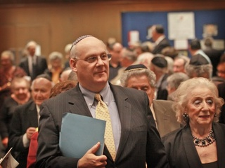 Rabbi William Gershon of Congregation Shearith Israel