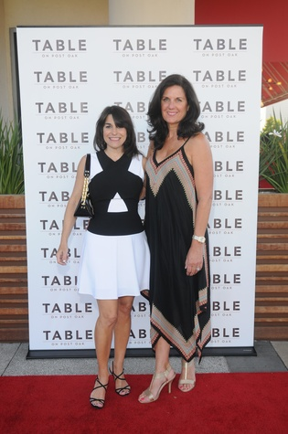 News, Table Restaurant opening, Angela Bowers, Cyndy Cordray, May 2014