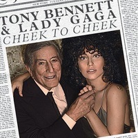 Lady Gaga Tony Bennett Cheek to Cheek album cover