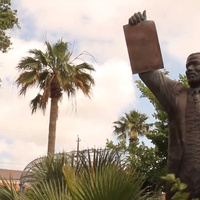 Juneteenth in Galveston statue