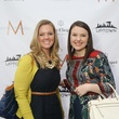 80 Kristina Shackelford, left, and Catherine Smith at the Uptown Blow Dry grand opening in Vintage Park March 2015