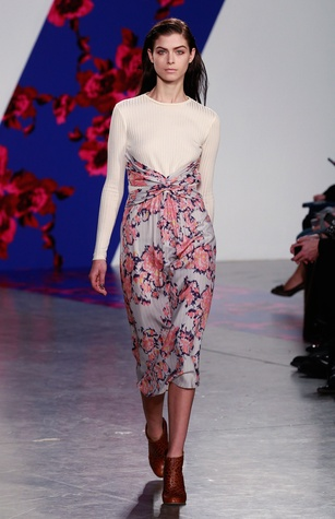 Thakoon fall 2014 collection look 18