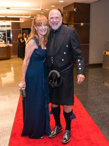 News, Shelby, Alley gala, May 2015, Gracie and Bob Cavnar