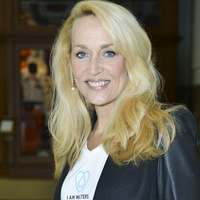 I Am Waters luncheon with Jerry Hall April 2013 Jerry Hall