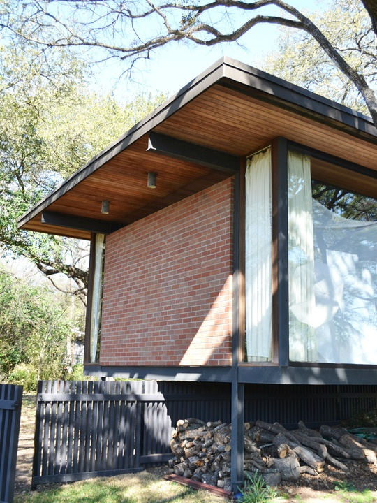 Preservation Austin mid-century modern homes tour