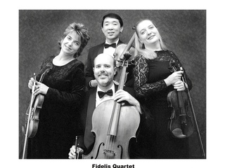 HCC Chamber Music Series presents the Fidelis String Quartet