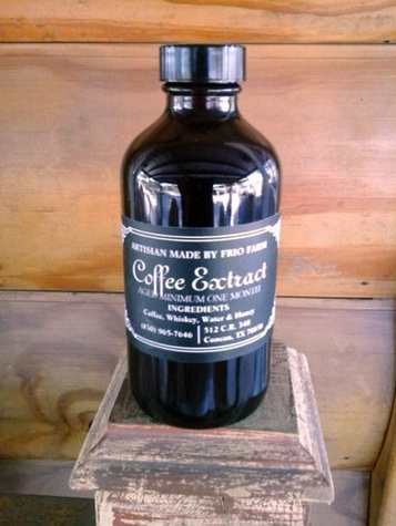 Frio Farm Coffee Extract
