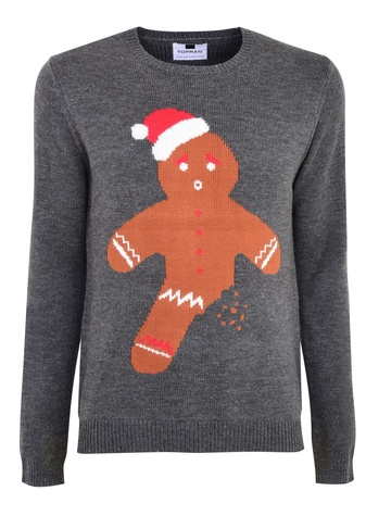 Topman holiday sweater