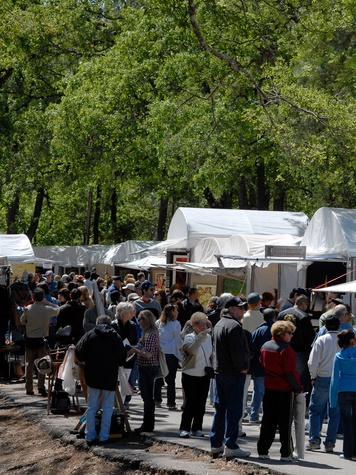 News_Bayou City Art Festival_crowd