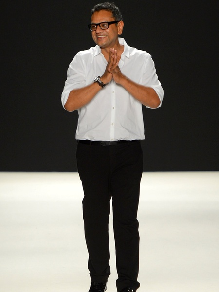 Clifford, Fashion Week spring 2013, Tuesday, Sept. 11, 2012, designer Naeem Khan