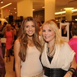 8 Iris Shaftel, left, and Kristen Cannon at The Orange Show's A Couture Cause party