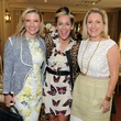 Katherine Reeves, Lucy Wrubel, Carolyn Rathjen, Salvation Army Luncheon