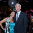 3 Marissa and Dr. Duncan Klussmann at the Spring Branch Education Foundation Gala October 2014