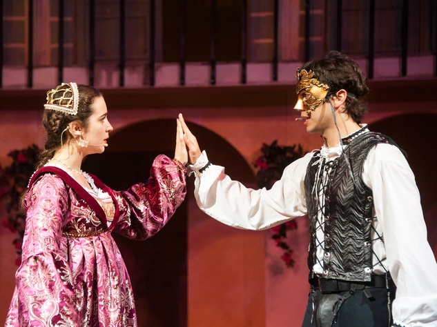 Romeo and Juliet at Shakespeare Dallas