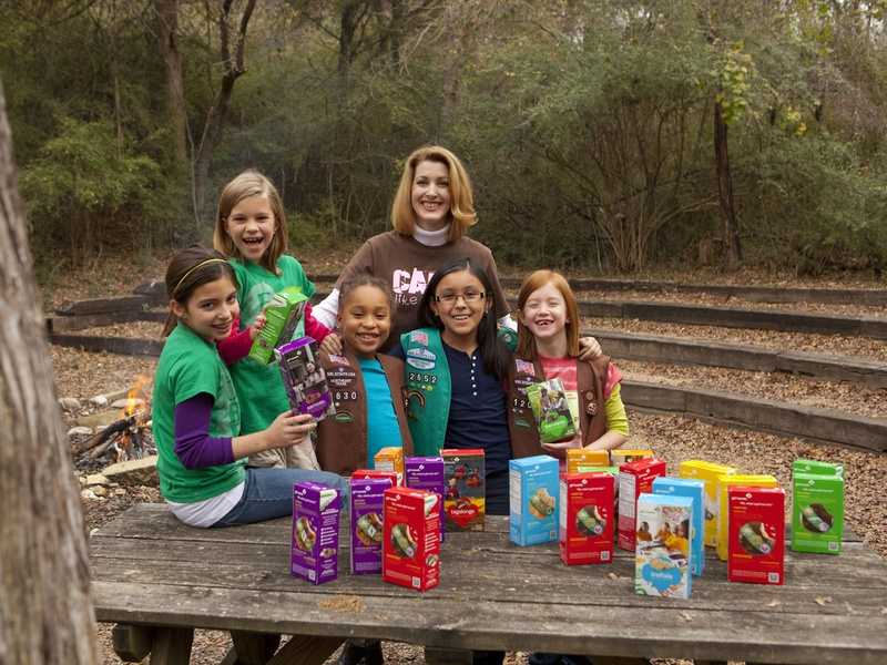 slideshow where to buy girl scout cookies in dallas and
