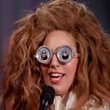 Enid Almanza interview Lady Gaga wearing Enid eyewear