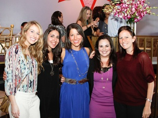 Cuteheads, Stephanie Miller Kohll, Alexandra Schneider, Esther Freedman, Nicole Soussan, Gayle Abrahams, Aug. 2012