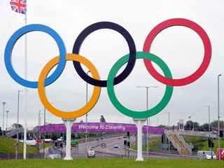 Olympics, London, Olympic rings, symbols