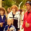 Adam Sandler and Bella Thorne in Blended