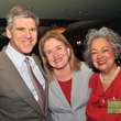 2012 Mayor's Hispanic Heritage Awards Ceremony, October 2012, Paul Hobby, Sylvia Garcia, Lenora Sorola-Pohlman