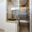 Shower at 4607 Steel St. in Dallas